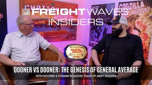 Former Roanoke Trade VP Jerry Dooner - FreightWaves Insiders
