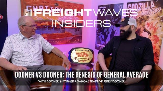 Former Roanoke Trade VP Jerry Dooner ...