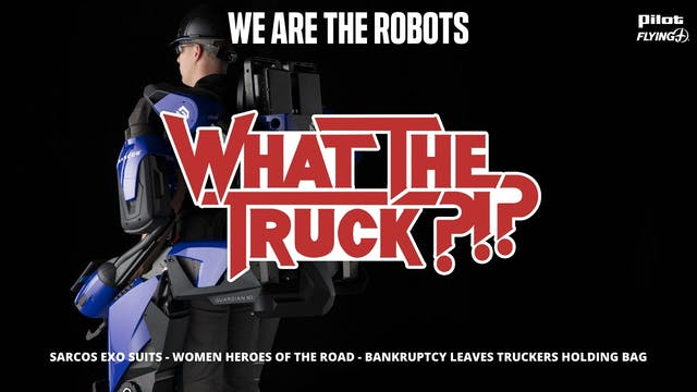 We are the robots - WHAT THE TRUCK?!?