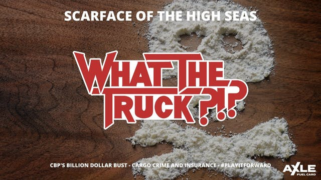 Scarface of the high seas - WHAT THE ...