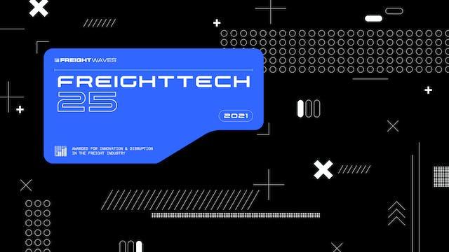 FW @ HOME: FreightTech 25 Awards