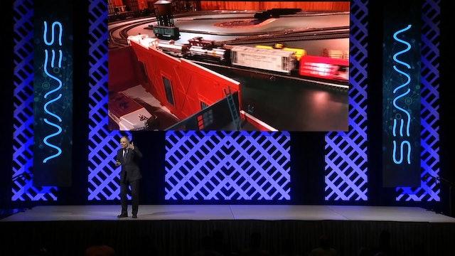 Transparency18 - Keynote: Don Tapscott