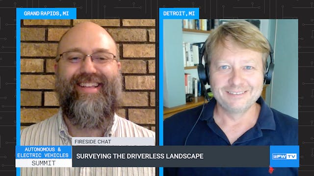 Surveying the driverless landscape