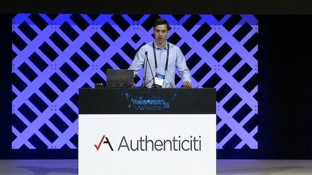 Transparency18 - Demo: Authenticiti
