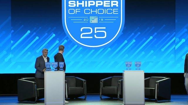 Transparency19: Shipper of Choice Award
