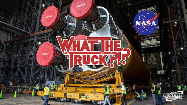 Monsters of rocket - WHAT THE TRUCK?!?