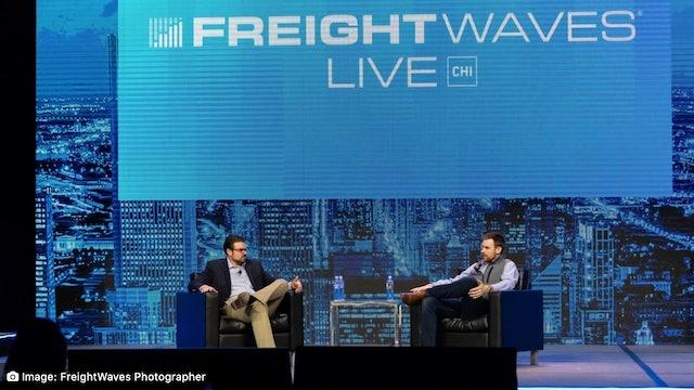 FreightWaves LIVE Chicago: Scott Auslund - Gulf Relay