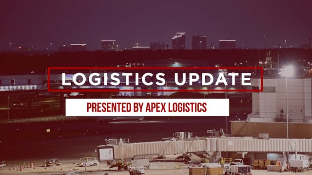 Apex Logistics Update