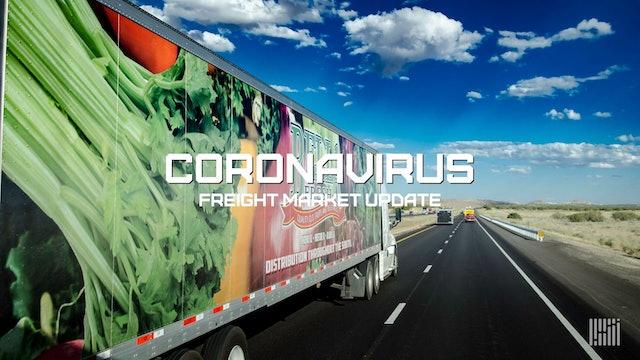 What do plant shutdowns mean? - Coronavirus Freight Market Update