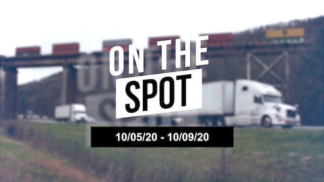 Truckload carrier performance heading into Q4 - On the Spot 10/09/20