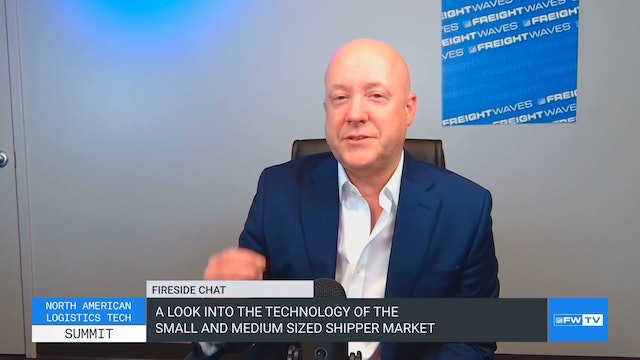 A look into the technology of the small and medium sized shipper market