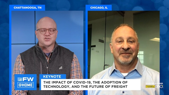 The Impact of COVID-19 and the Future of Freight