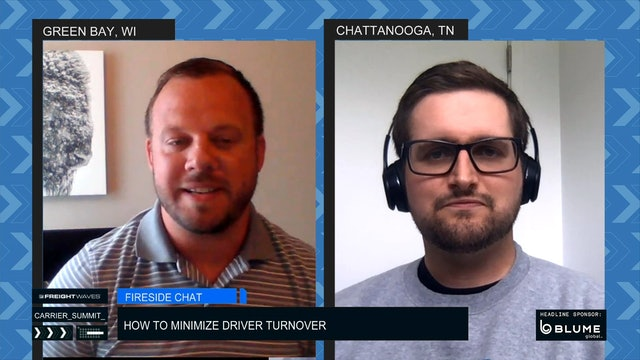 FiresideChat: How to Minimize Driver Turnover