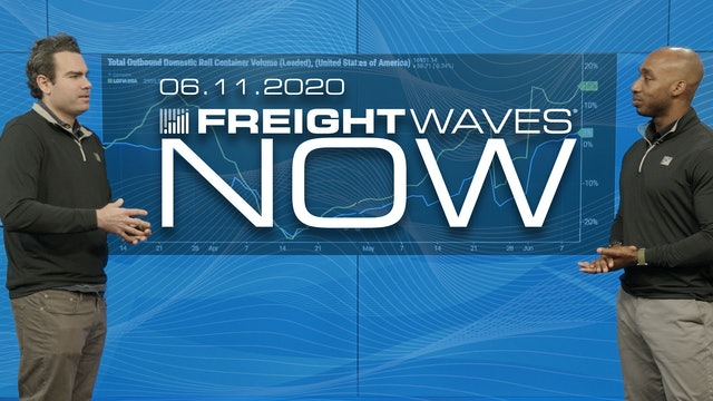 The Motor City gets cranking - FreightWaves NOW