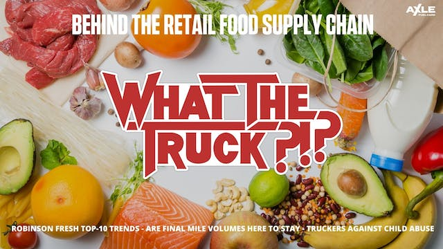 Behind the retail food supply chain -...
