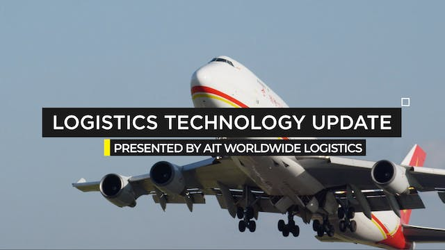 Logistics Technology Update: the righ...
