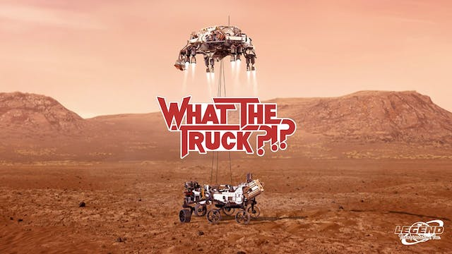 Mission to Mars - WHAT THE TRUCK?!?