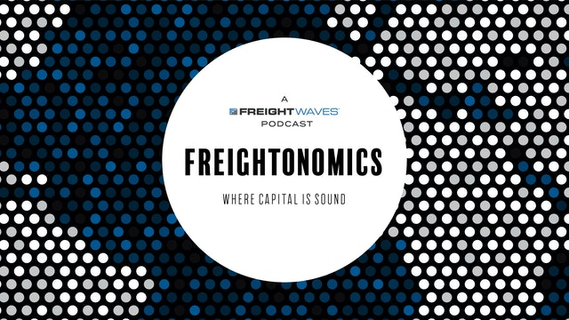 Something's Gotta Give! - Freightonomics
