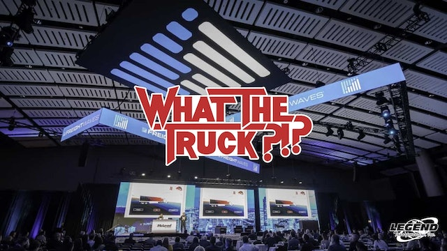 In person events are back - WHAT THE TRUCK?!?