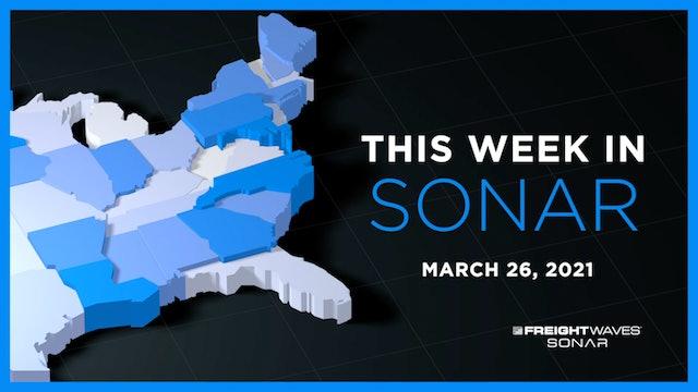 This Week in SONAR: March 26, 2021