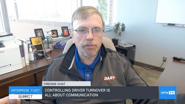 Controlling driver turnover is all about communication
