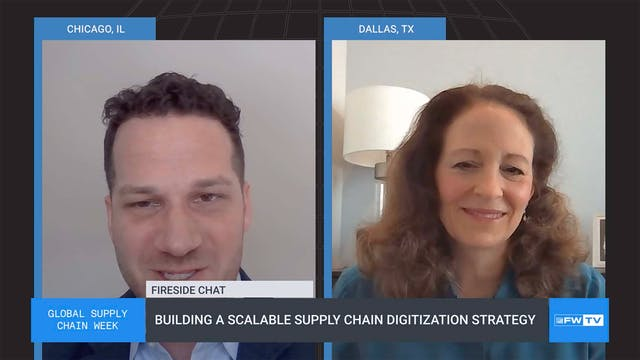Building a scalable supply chain digi...