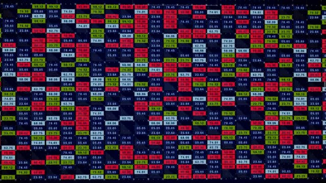 MarketWaves18 Demo - TAC Index