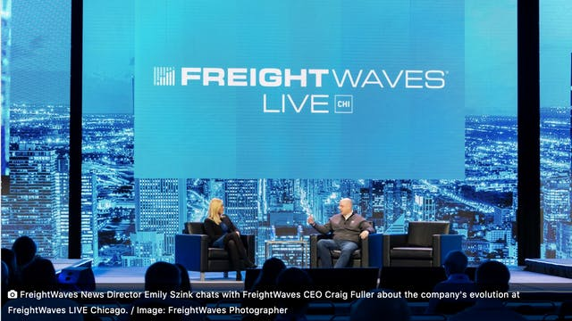 FreightWaves LIVE Chicago: Future of ...