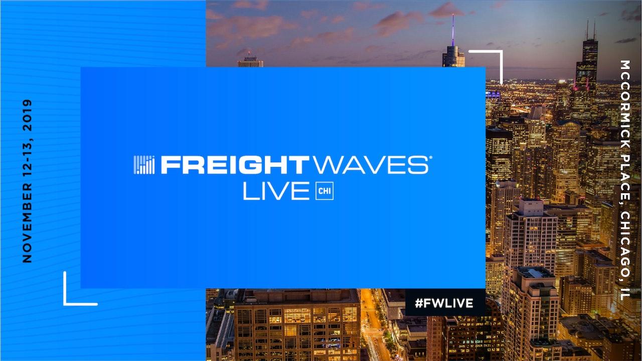 FreightWaves LIVE 19: Rapid-Fire Demos