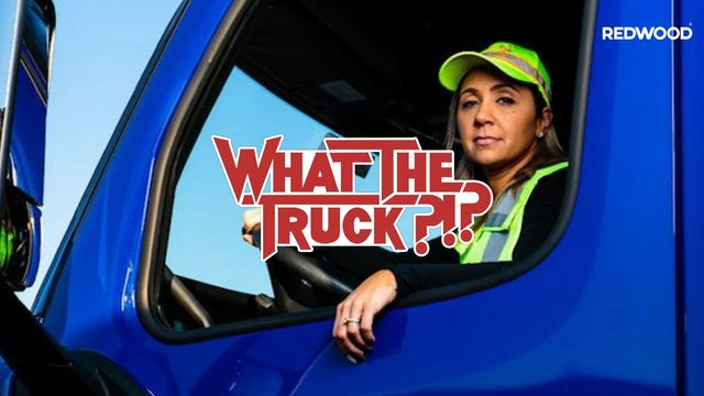 Be a truckerpreneur with Safety4Her's Melissa Gaglione - WHAT THE TRUCK?!?
