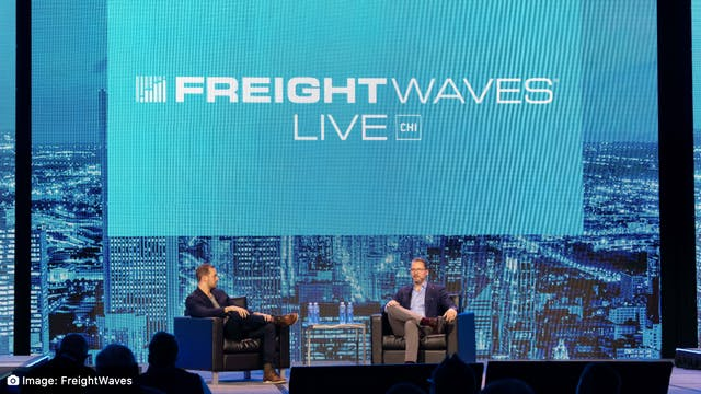 FreightWaves LIVE Chicago: Brian Yorm...