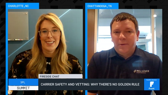 Carrier safety and vetting: Why there's no Golden Rule