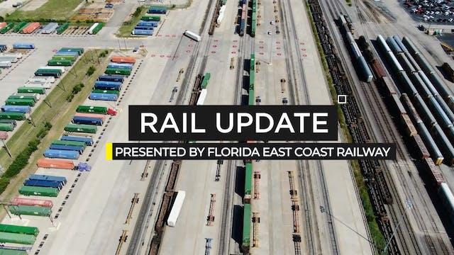 Florida East Coast Railway Rail Update