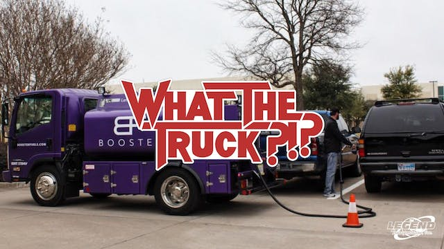Fuel on demand - WHAT THE TRUCK?!?
