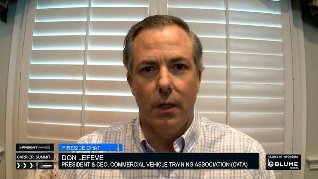 FiresideChat: Future of CDL Training