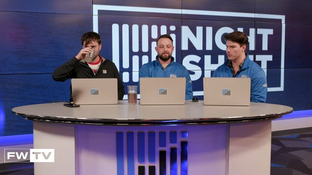 The Night Shift: November 6, 2019