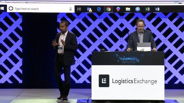 Transparency18 - Demo: LogisticsExchange
