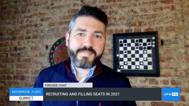 Recruiting and filling seats in 2021