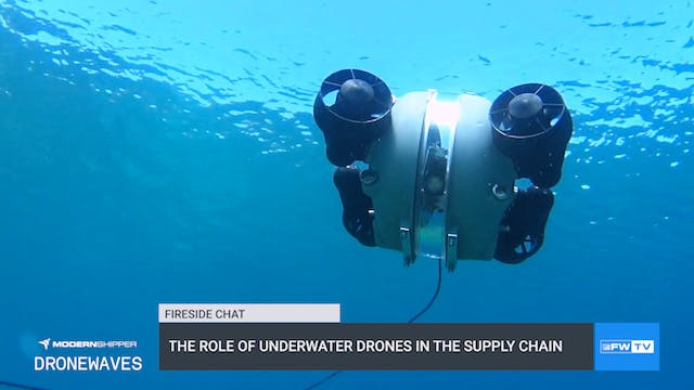The role of underwater drones in the ...
