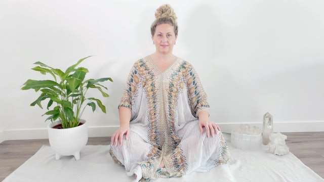 Connected :: 25 Minute Self Love with Krista Hovsepian