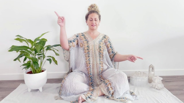 Connected :: 22 Minute Self Love with Krista Hovsepian