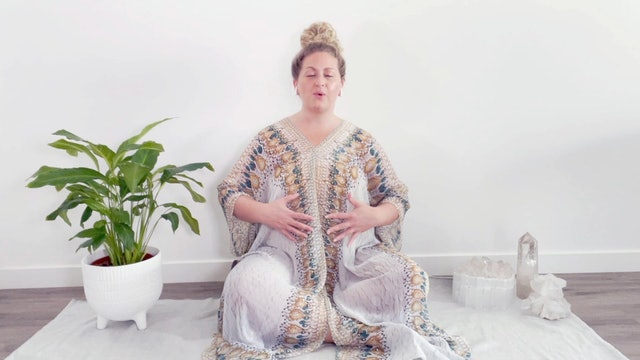 Connected :: 18 minute Self Love with Krista Hovsepian