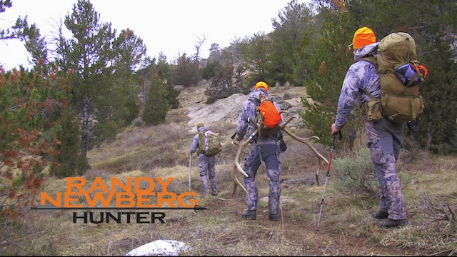 "Field Care for Elk - ""The Gutless Method"""