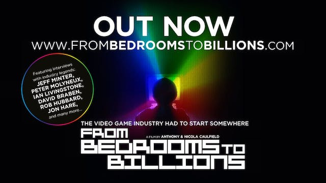 From Bedrooms to Billions - SPECIAL EDITION