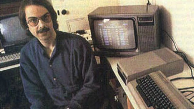 ROB HUBBARD - Making music on the COMMODORE 64