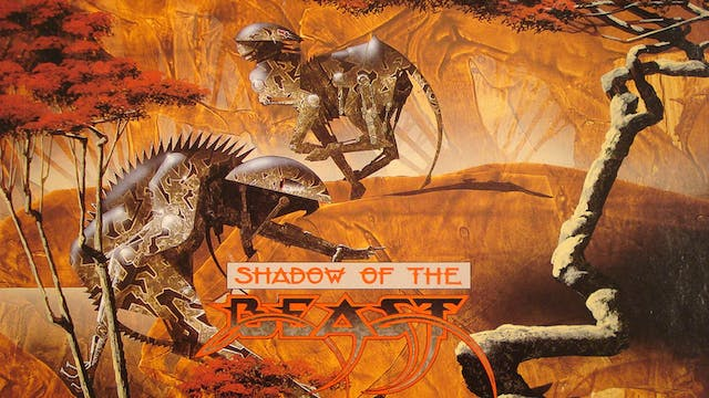 Martin Edmondson - Creating SHADOW OF THE BEAST