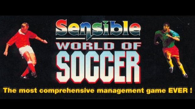 Jon Hare - Creating SENSIBLE SOCCER