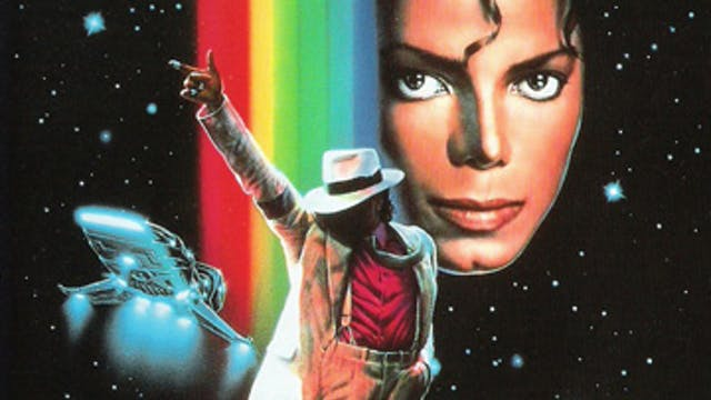 US GOLD - Signing off Michael Jackson's MOONWALKER