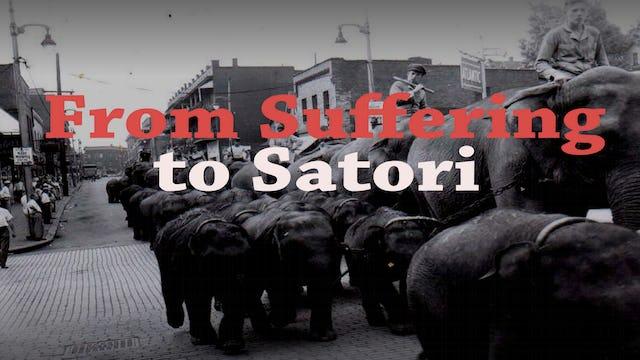 From Suffering to Satori