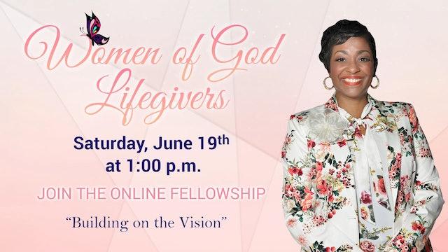 Women's Fellowship - June 2021